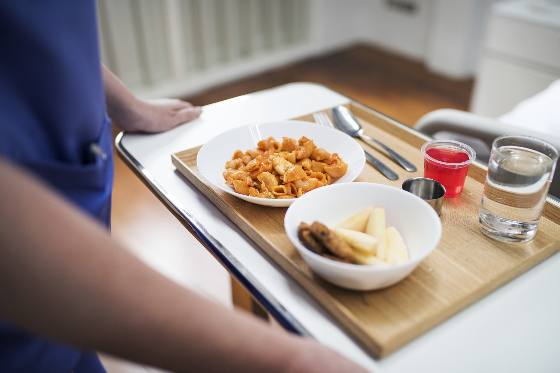 aged care home dining