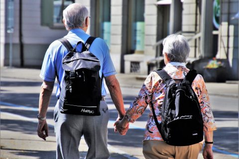 Travelling With Your Partner in Retirement