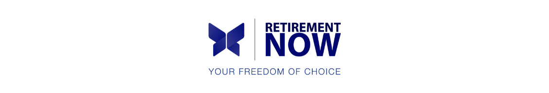 Retirement Now logo