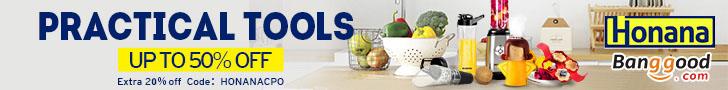 Kitchen Tools Promotion