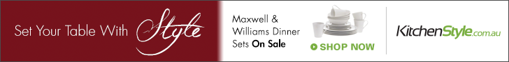 kitchenstyle.com.au maxwell and williames dinner sets
