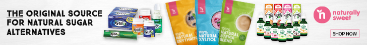 alternative naturally sweet products